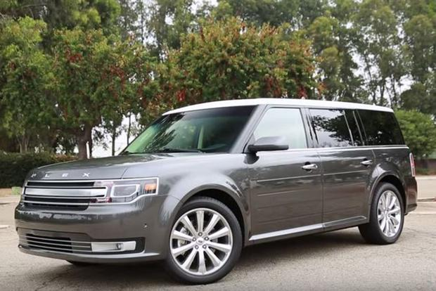 2015 Ford Flex 5 Reasons To Buy Video Autotrader