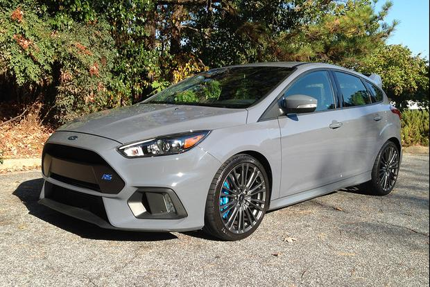 2017 Ford Focus RS: American Hustle - Video featured image large thumb1