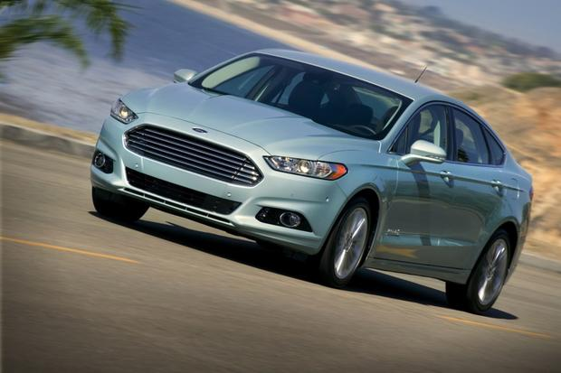 2013 Ford Fusion: First Drive Review featured image large thumb0