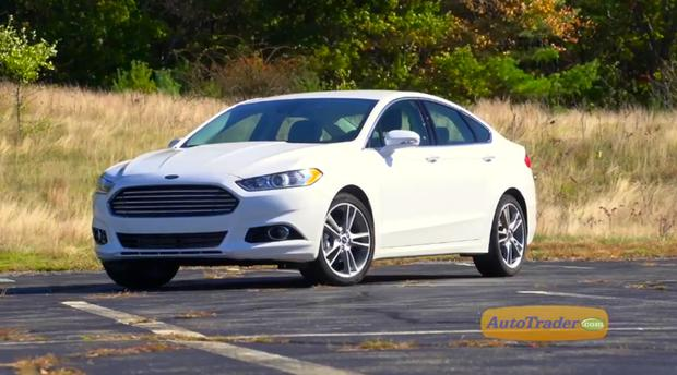2013 Ford Fusion: New Car Review Video featured image large thumb1