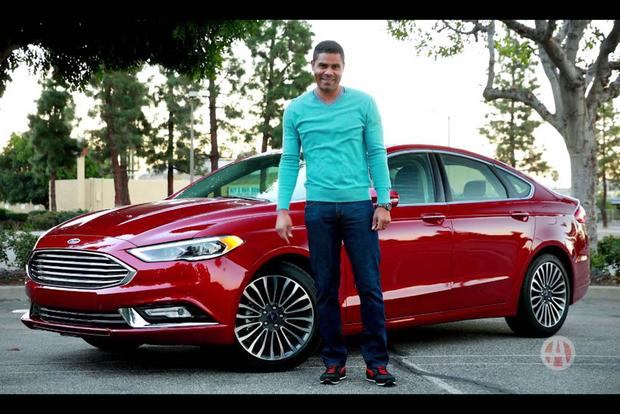 2017 Ford Fusion Hybrid: 5 Reasons to Buy - Video featured image large thumb1
