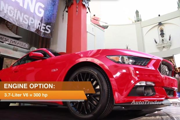 2015 Ford Mustang: First Look - Video featured image large thumb1