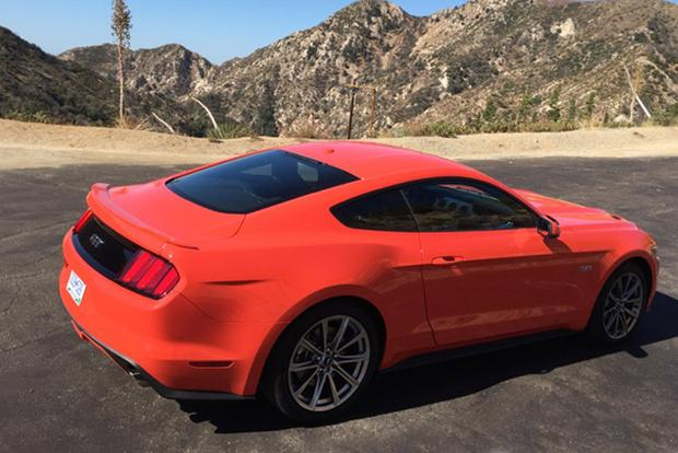 2015 Ford Mustang: Real World Review featured image large thumb0