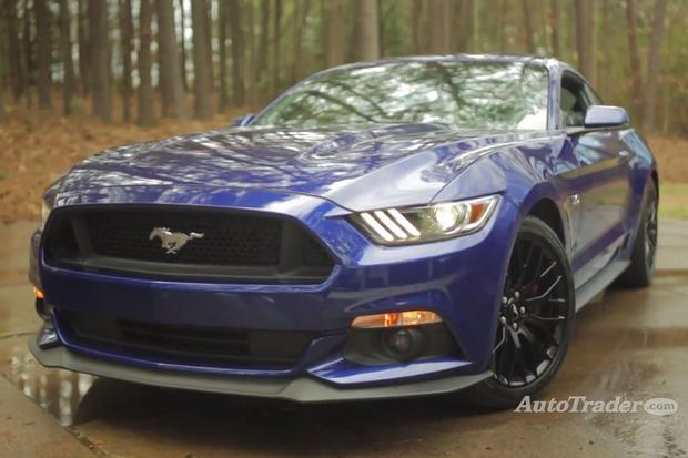 2015 Ford Mustang GT: Real World Review - Video featured image large thumb1