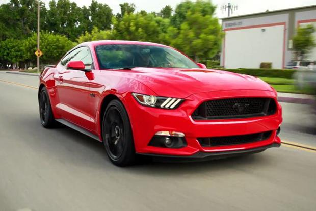 2017 Ford Mustang: 5 Reasons to Buy - Video featured image large thumb1