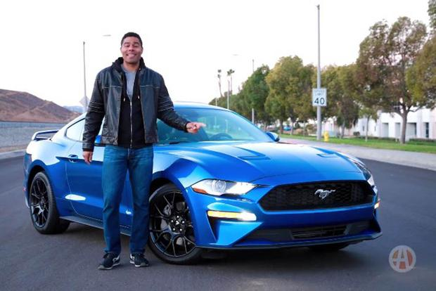 Video | 2018 Ford Mustang: 60-Second Stats featured image large thumb1