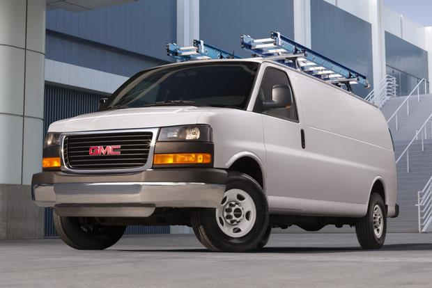 2012 GMC Savana 3500: New Car Review featured image large thumb0