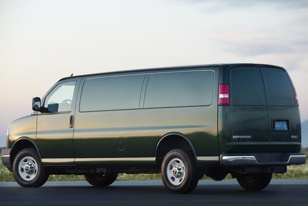 2014 GMC Savana Cargo: Overview featured image large thumb0