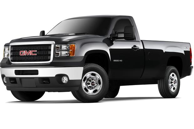 2013 GMC Sierra HD Work Truck: Overview featured image large thumb0