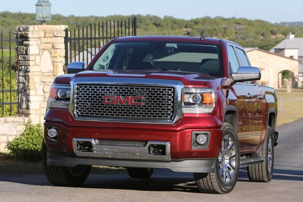 2014 Gmc Sierra Denali First Drive Review Autotrader