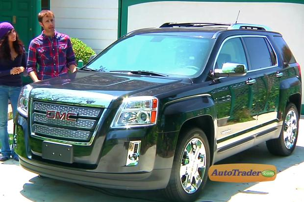 2010 GMC Terrain: New Car Review - Video featured image large thumb1