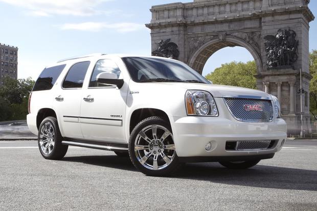 2013 GMC Yukon, Yukon Hybrid and Yukon XL: New Car Review - Autotrader