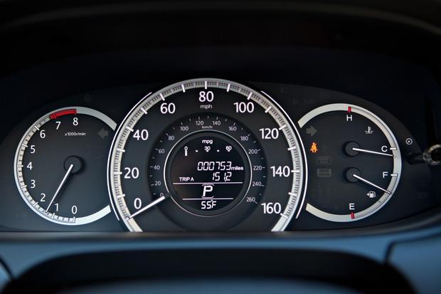 2013 Honda Accord EX: CVT featured image large thumb0