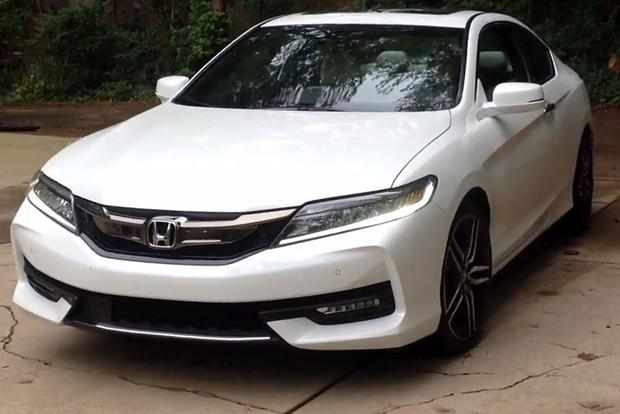 2016 Honda Accord Touring Coupe: Not a Boring Family Car - Video featured image large thumb1