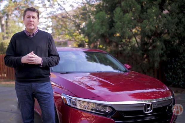 Video | 2018 Honda Accord: Real World Review featured image large thumb1