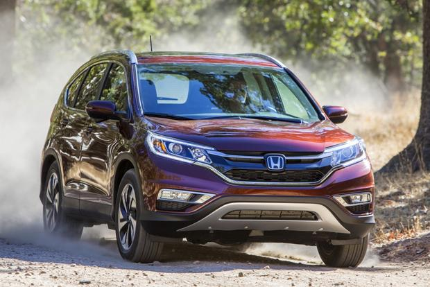 2015 Honda CR-V: First Drive Review featured image large thumb0