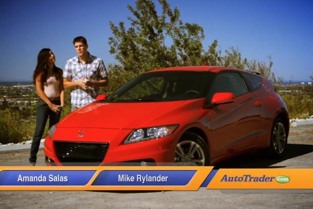2013 Honda CR-Z: New Car Review - Video featured image large thumb1