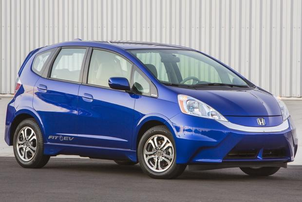 2013 Honda Fit EV: First Drive featured image large thumb0