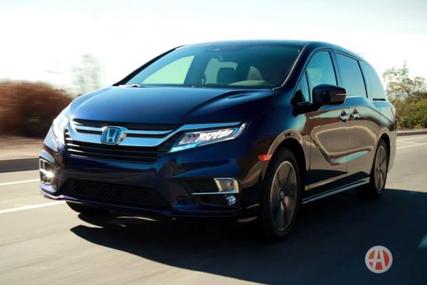 Video | 2018 Honda Odyssey: 5 Reasons to Buy featured image large thumb1