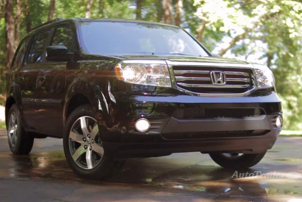 2015 Honda Pilot: New Car Review - Video featured image large thumb1