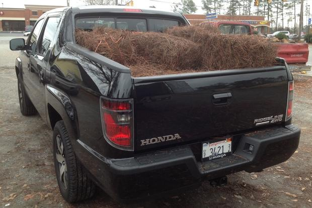2014 Honda Ridgeline SE: Real World Review featured image large thumb0