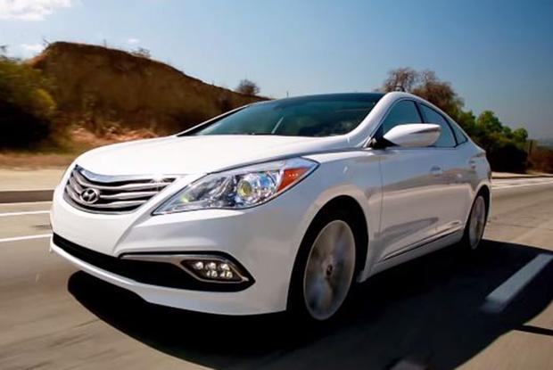 2015 Hyundai Azera 5 Reasons To Buy Video Autotrader