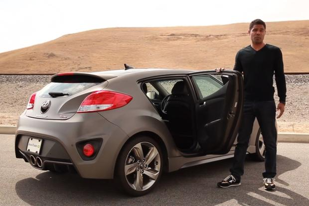 Amazing 2013 Hyundai Veloster Turbo: 5 Reasons To Buy   Video Featured Image Large  Thumb1