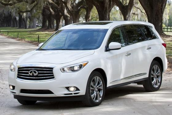 2013 Infiniti JX35: First Drive featured image large thumb0
