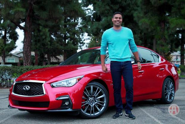 Video | 2018 Infiniti Q50 Red Sport 400: 5 Reasons to Buy featured image large thumb1