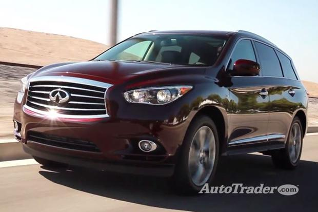2015 Infiniti QX60: 5 Reasons to Buy - Video featured image large thumb1