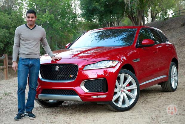 2017 Jaguar F-PACE: 5 Reasons to Buy - Video featured image large thumb1