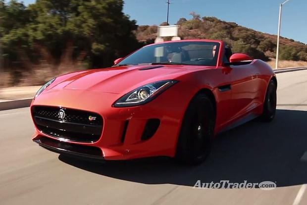 2015 Jaguar F Type: 5 Reasons To Buy   Video Featured Image Large Thumb1