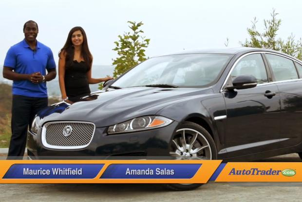 2013 Jaguar XF: New Car Review - Video featured image large thumb1
