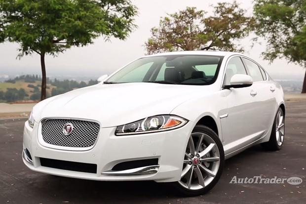2015 Jaguar XF: 5 Reasons to Buy - Video featured image large thumb1