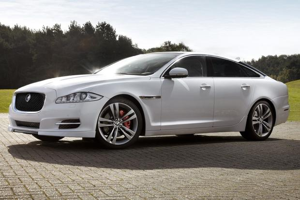 2012 Jaguar XJ: New Car Review Featured Image Large Thumb0