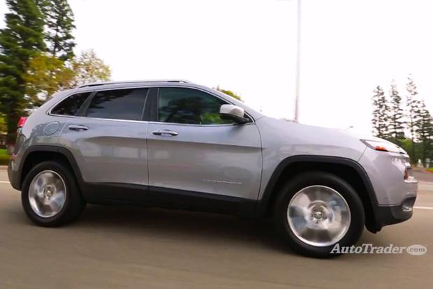 2014 Jeep Cherokee: 5 Reasons to Buy - Video featured image large thumb1