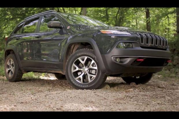 2017 Jeep Cherokee Trailhawk: Real World Review - Video featured image large thumb1