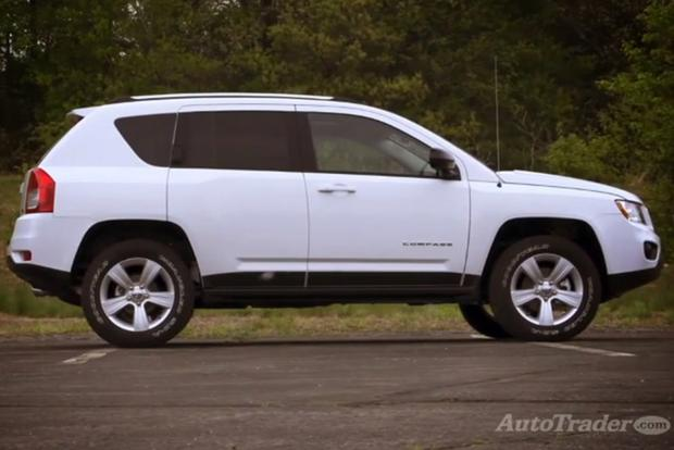 2013 Jeep Compass: New Car Review – Video featured image large thumb1