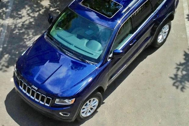 2014 Jeep Grand Cherokee Laredo V6: Real World Review featured image large thumb0
