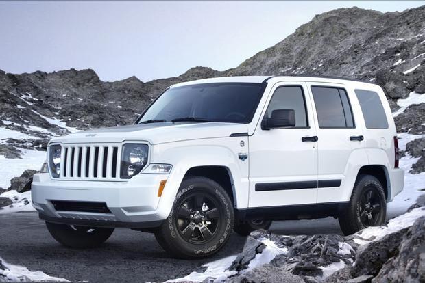 2012 Jeep Liberty New Car Review Autotrader