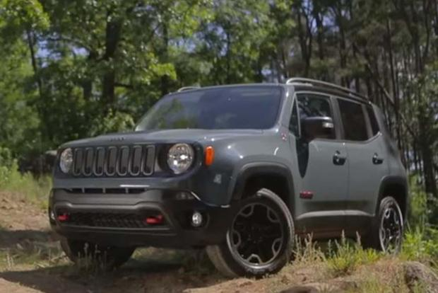 2016 Jeep Renegade Trailhawk Real World Review Video