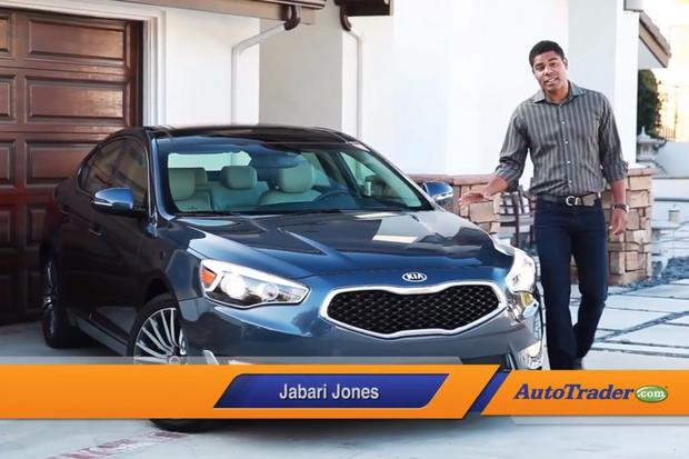 2014 Kia Cadenza: 5 Reasons to Buy - Video featured image large thumb1