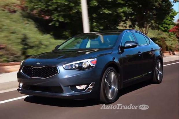 2015 Kia Cadenza: 5 Reasons to Buy - Video featured image large thumb1