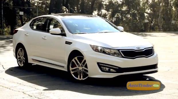 2013 Kia Optima: New Car Review   Video Featured Image Large Thumb1