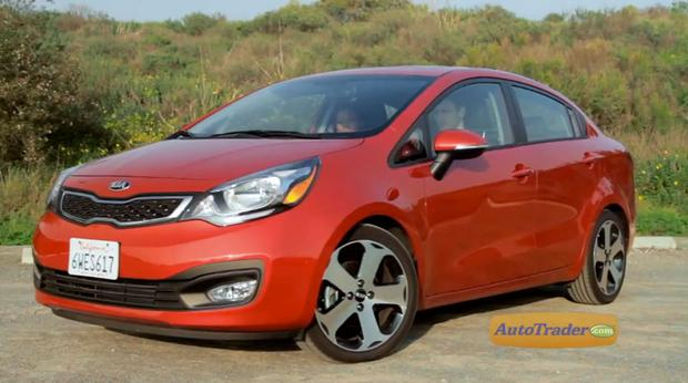 2013 Kia Rio: New Car Review Video featured image large thumb1