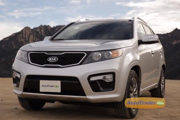 2013 Kia Sorento: New Car Review Video featured image large thumb1