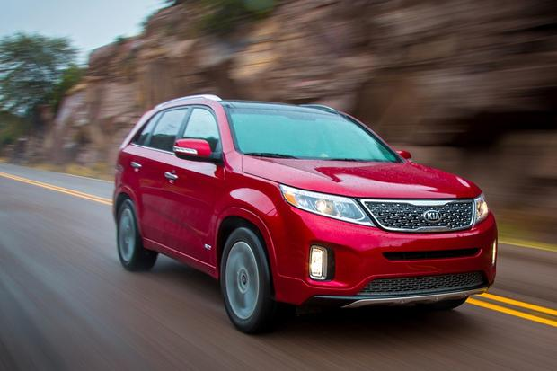 2014 Kia Sorento SX: Brand Anxiety featured image large thumb0