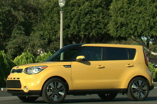 2014 Kia Soul: First Drive Review featured image large thumb0