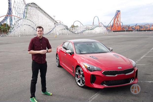 Video | 2018 Kia Stinger GT: First Drive Review featured image large thumb1