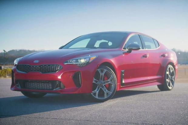 Video | 2018 Kia Stinger: At the Track featured image large thumb1